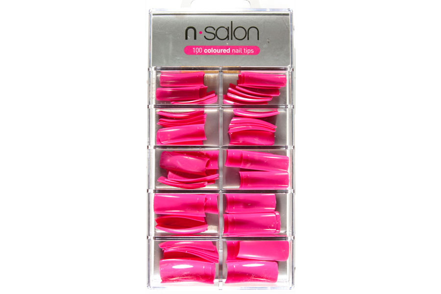 NSC06 - N Salon 100 Nail Tips NSC06