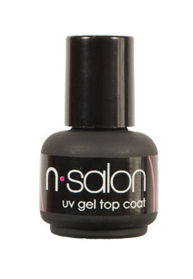 N Salon Uv Gel Top Coat Nsalon